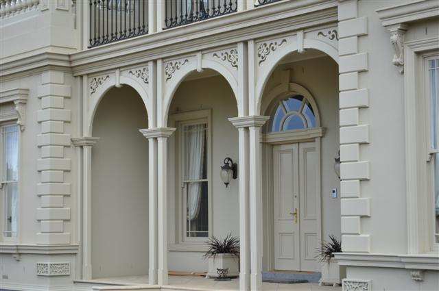 Exterior Lightweight Mouldings